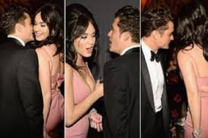 Are Katy Perry and Orlando Bloom getting hitched? An engagement ring seems to say so