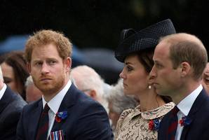 Prince William asks media to lay off Harry and his girlfriend