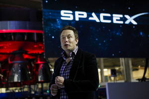 Elon Musk's SpaceX set to surround Earth with 4,425 satellites for faster internet