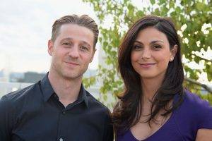 "Morena Baccarin and Ben McKenzie Announce Engagement: The ""Gotham"" Stars are ""Happy Engaged"""