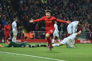Bookies are taking bets on Liverpool and Wales wonderkid Ben Woodburn to get a senior international cap... for England!
