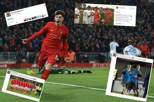 The evidence that suggests Liverpool FC starlet Ben Woodburn will reject England in favour of his beloved Wales