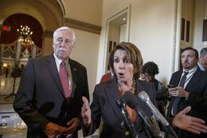 House Democrats Re-elect Nancy Pelosi as Leader