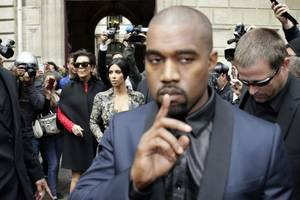 Report: Kanye West's Alleged Nervous Breakdown Caused by Anniversary of Mother's Death