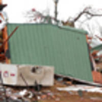 At least five dead as tornadoes sweep across Alabama and Tennessee