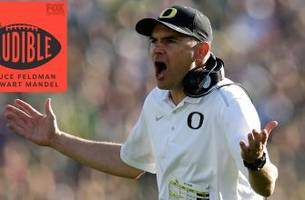 Podcast: Reaction to Oregon firing Mark Helfrich & new College Football Playoff rankings