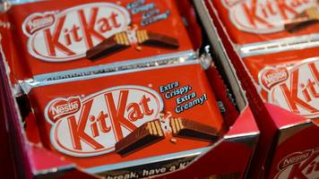 Nestle says can cut sugar in chocolate by 40%