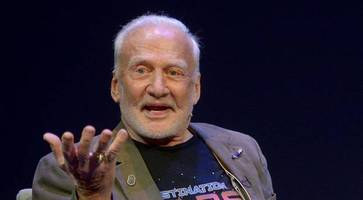 buzz aldrin evacuated from south pole after falling ill