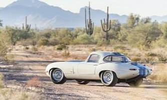 1963 jaguar lightweight e-type competition estimated to sell for $8,500,000
