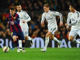 barcelona v real madrid betting: defensive deficiencies to be exposed at the camp nou
