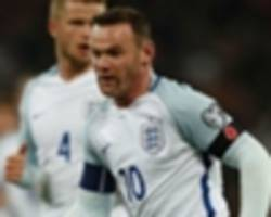 rooney stays on as england captain but southgate wants more leaders