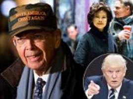 Bring on the billionaires! Donald Trump's cabinet is the richest in modern history