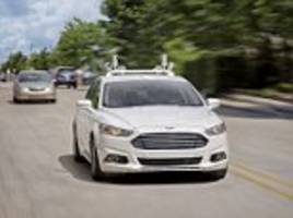 Ford to test driverless cars in the UK from early next year as survey by the company finds motorists expect vehicles to be life-changing