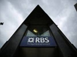 now rbs told to raise extra £2bn after failing stress test: bank of england warn lender could come close to collapse in a recession