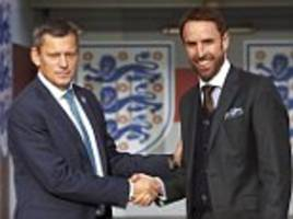 gareth southgate to be handed £1.5m bonus for unlikely england triumph at world cup after 'tough negotiation'