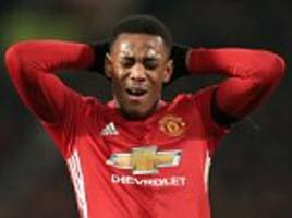 Manchester United set to pay Monaco another £8m when Anthony Martial scores four more goals... and his transfer fee could rise to over £61m
