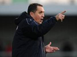 martin allen leaves promotion-chasing barnet to drop down a division and take over at eastleigh