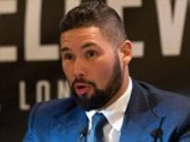 tony bellew wary of david haye's danger ahead of london heavyweight bout: 'this could be my last fight ever. one punch and i might not wake up'
