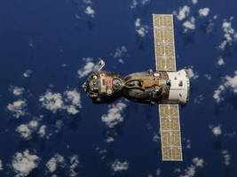 a russian spacecraft full of food and water may have crashed into the ocean