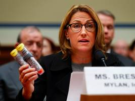 the epipen maker's ceo knows who is responsible for soaring drug costs — and it's not her (myl)