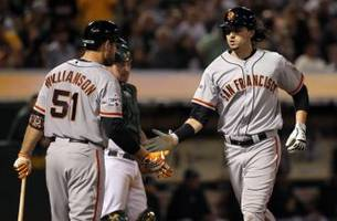 San Francisco Giants: Evans Says Left Field is Mac & Parker's in 2017