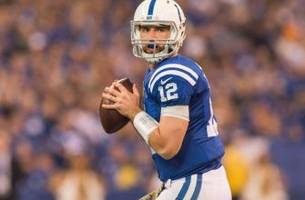 Andrew Luck Practices Wednesday with 'No Restrictions'