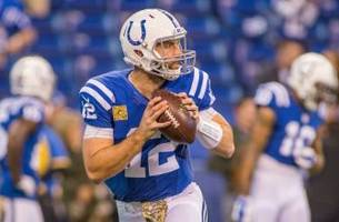 Colts Thursday Injury Report: Andrew Luck, Vontae Davis Limited in Practice
