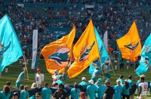 Dolphins cut defensive tackle call up wide-receiver