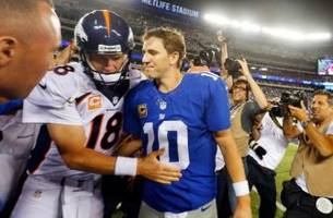 Peyton Manning says he really feels invested in Giants games this year