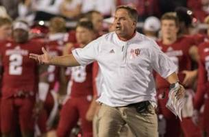 Indiana Football: Twitter Reacts to Kevin Wilson Dismissal