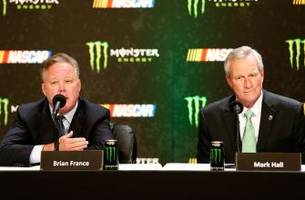 Drivers react to Monster Energy becoming NASCAR Premier Series title sponsor
