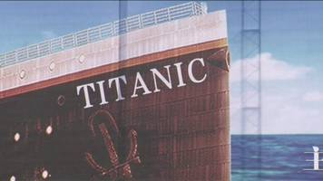 Full-size Titanic replica being built in China