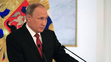 Putin Warns Upsetting Global Strategic Balance Could Lead To Global Catastrophe, Wants To Be Friends With Trump