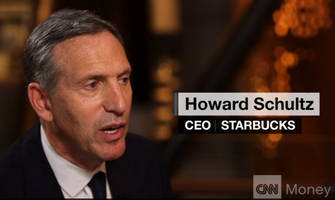 Starbucks CEO Howard Schultz Is Stepping Down