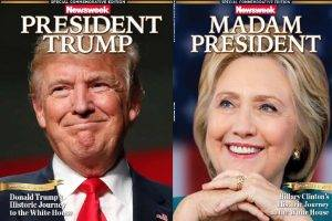 Newsweek's 'Madam President' Issue Has Become a $10,000 Hit on Ebay