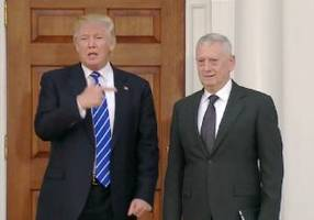 REPORT: Trump Picks Gen. James Mattis as Secretary of Defense