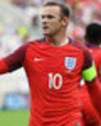 Gareth Southgate confirms Wayne Rooney will continue as England captain but sends warning