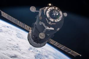 Russia loses contact with a cargo ship headed to the International Space Station