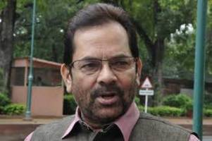 Govt ready to discuss any issue in Parliament: Mukhtar Abbas