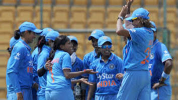 Indian women beat Sri Lanka in Women's Asia Cup T20