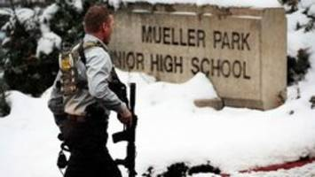Parents disarmed their son who brought guns to Utah school