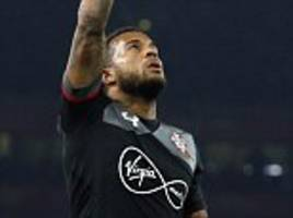 arsenal 0-2 southampton: jordy clasie and ryan bertrand send the saints into efl cup semi-finals