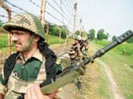 BSF increases security at Jammu railway tracks used to ferry weapons and vital army supplies