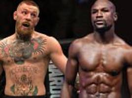 Conor McGregor vs Floyd Mayweather: UFC star granted BOXING licence as speculation fuels
