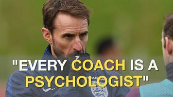 England manager Gareth Southgate outlines his philosophy