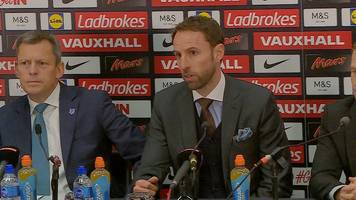 England manager Gareth Southgate says his role is not 'impossible' job