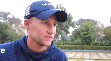 joe root says england will be hungry for success when they resume the test series in india
