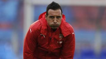 Santi Cazorla injury: Arsenal midfielder to have ankle surgery, faces three months out