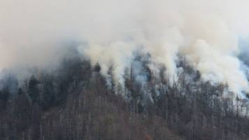 Tennessee Officials Say Deadly Wildfires 'Likely To Be Human-Caused'