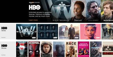 Amazon Prime Video gets HBO and Cinemax (for a price)